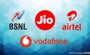 Up to 56GB data with free calls, Jio, Airtel, Vi and BSNL top plans under Rs 250
